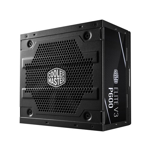 Cooler Master Elite V3 230V PC600 Box - 600W