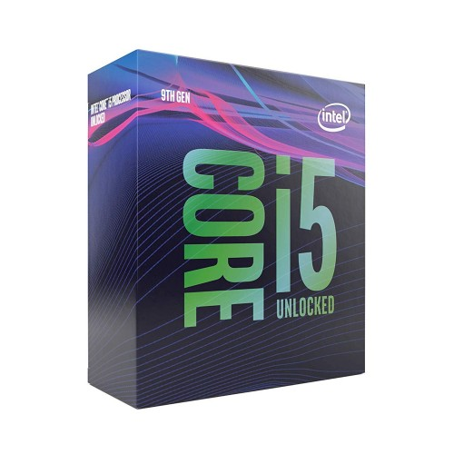 Intel Core i5-9400 [Turbo 4.10 GHz]